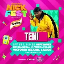 Tiwa Savage's Son, Davido's Daughter among ten thousand kids for Nickelodeon's Nickfest 2019.